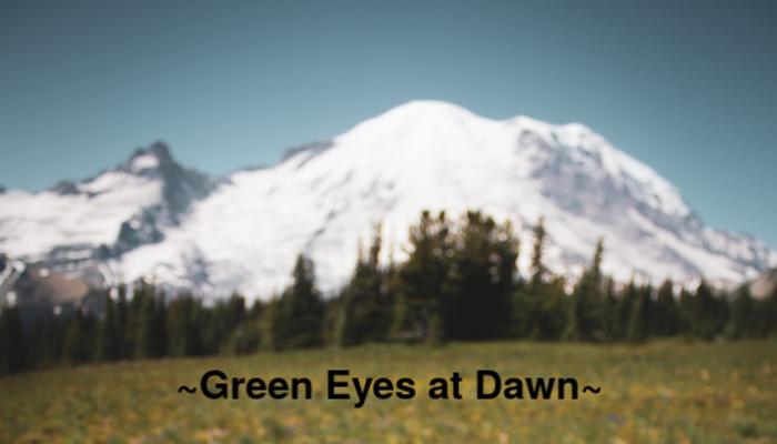 Utah mountain scene