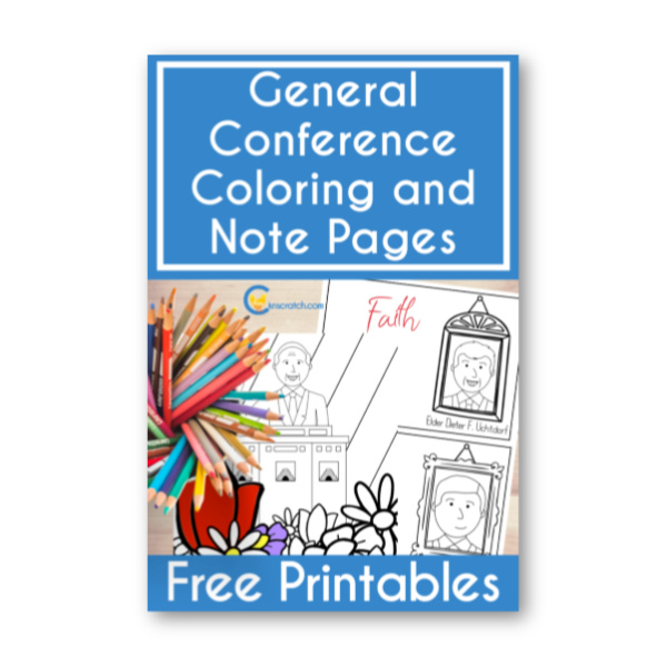 chicken scratch general conference pages