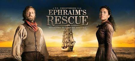 Ephraim's Rescue banner poster