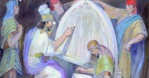 minerva teichert interpreters stone mosiah