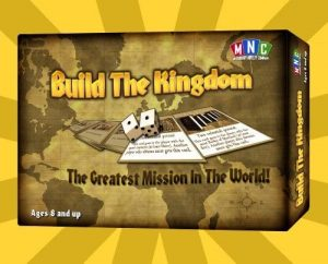 Build the Kingdom board game