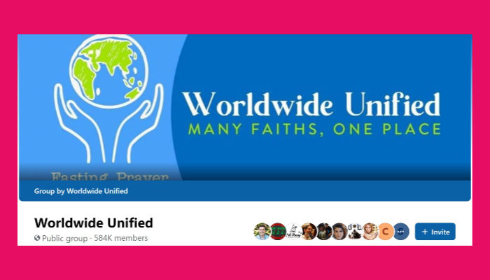 worldwide unified logo
