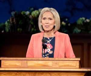Sister Joy D. Jones April 2020 General Conference