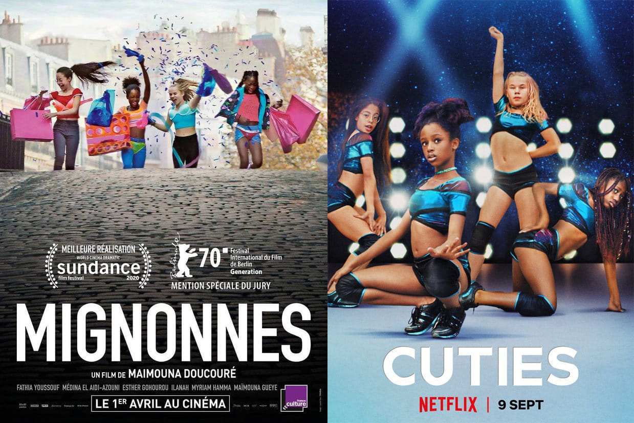 Mignonnes and Cuties posters