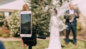 Zoom Wedding Civil Ceremony