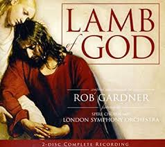 Rob Gardner Lamb of God Album Cover