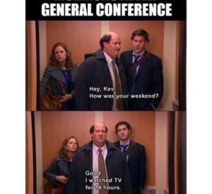 The Office/General Conference memes