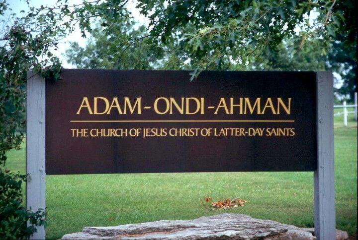 Adam ondi Ahman