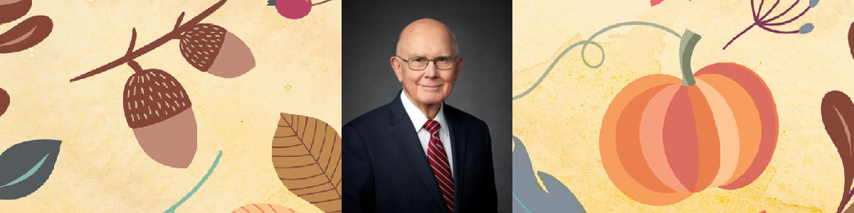 Church leader from General Conference