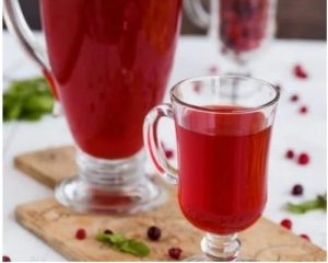 Christmas Punch Holiday Drink