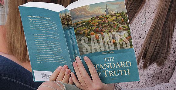 lds book Saints
