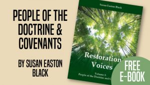 people of the doctrine and covenants susan easton black