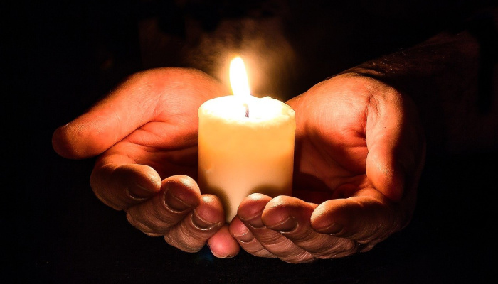 We can share our light with the world as we live the principles of the gospel.