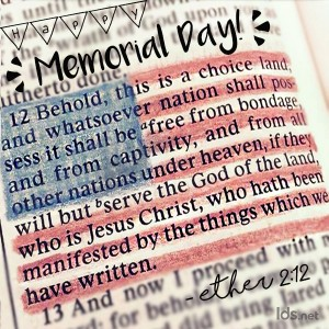 Copy of Memorial Day