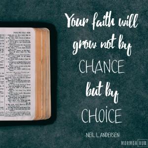 Copy of Growing Faith
